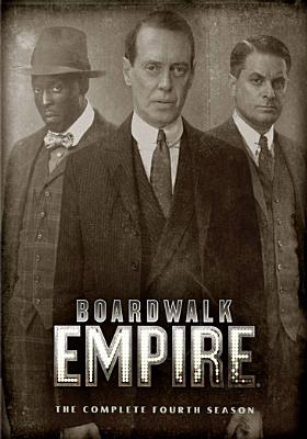 BOARDWALK EMPIRE:COMPLETE FOURTH SEAS BY BOARDWALK EMPIRE (DVD)