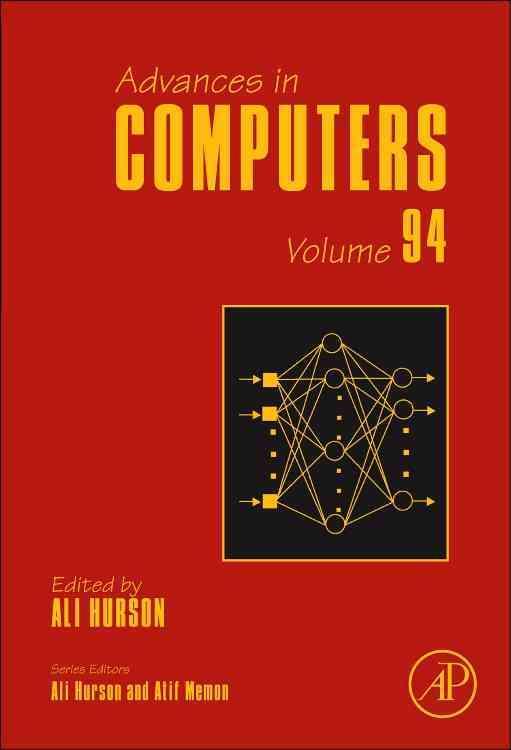 Advances in Computers By Hurson, Ali (EDT)